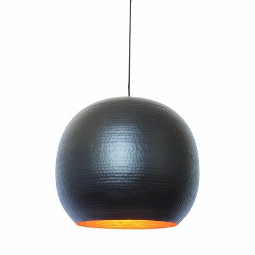 Sweet Living Hanglamp Artisan XL Zwart - 40x35 cm