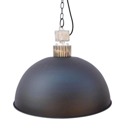 Sweet Living Hanglamp Factory Zwart - 50 cm