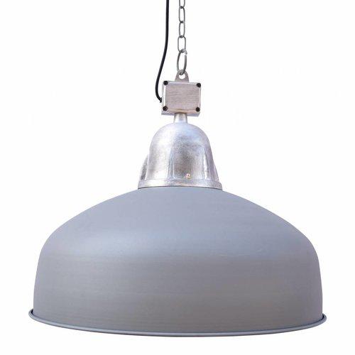 Sweet Living Hanglamp Industrieel Grijs - 50 cm