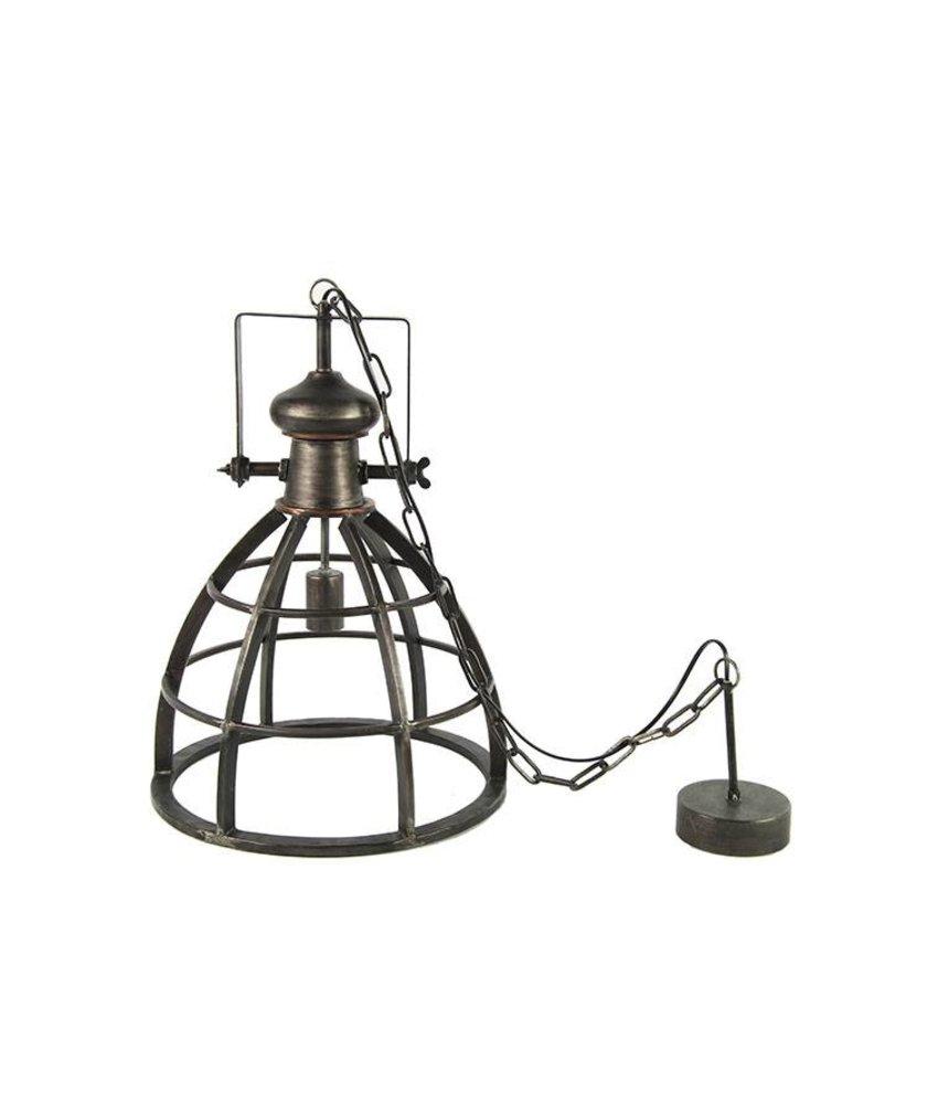 Countryfield Hanglamp Daviot - 40xH55 cm