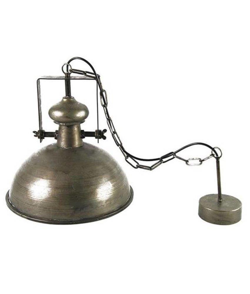 Countryfield Industriele Hanglamp Emy - Ø39xH121 cm