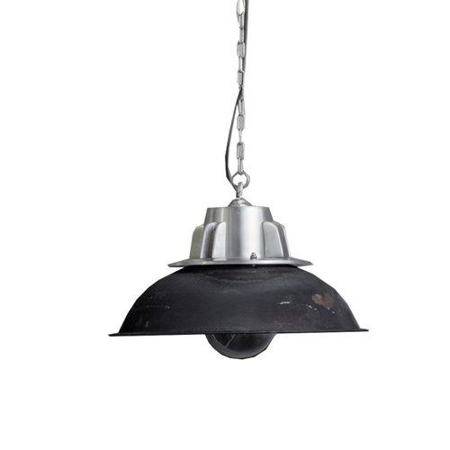 Sweet Living Hanglamp Zwart Metaal - Ø55xH45 cm