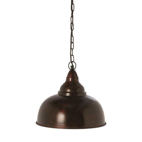 Riverdale Hanglamp Milton Brons - Ø31xH29 cm