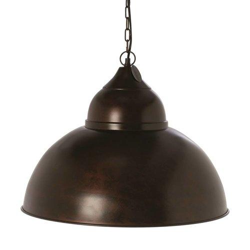 Riverdale Hanglamp Milton Brons - Ø52xH40 cm