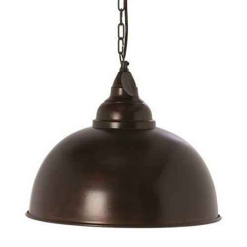 Riverdale Hanglamp Milton Brons - Ø39xH32 cm