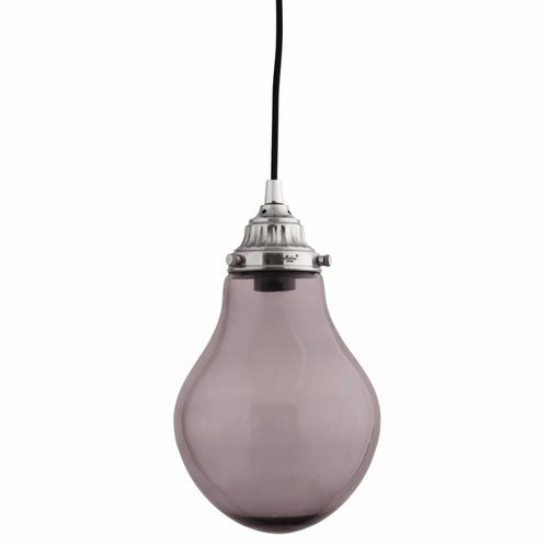 PTMD Hanglamp Pear - Ø19xH34 cm
