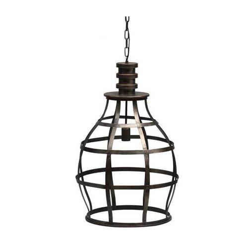 PTMD Hanglamp Denver Metaal - Ø50xH79 cm