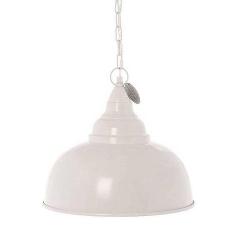 Riverdale Hanglamp Milton Wit - Ø32xH29 cm