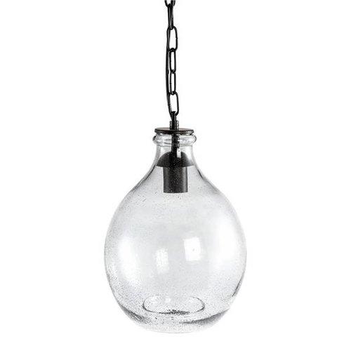 PTMD Hanglamp Chett Bulb -Ø23,5xH31 cm