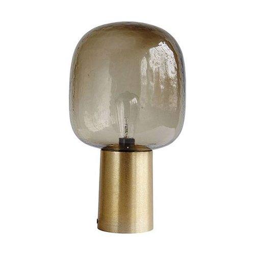 House Doctor Tafellamp Note Grijs - 28x52 cm