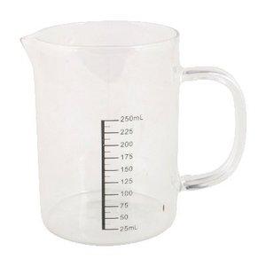 IB Laursen Messbecher 250 ml aus Glas