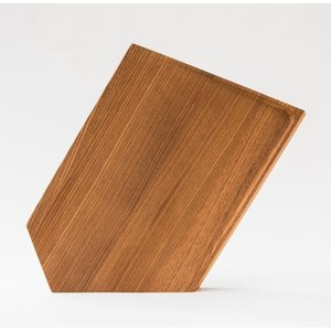 Rough Cut Board Esche dunkel
