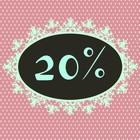 Sale -20%