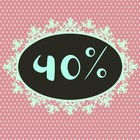 Sale -40%