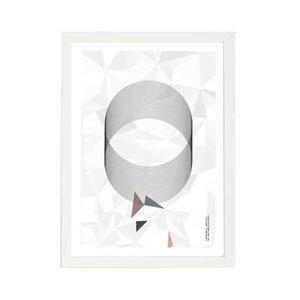 House Doctor Bild Geometric Vol 1, 33,7x46