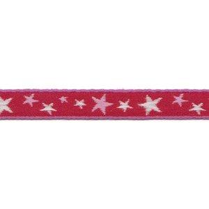 Aspegren Webband Stardust red, 3m