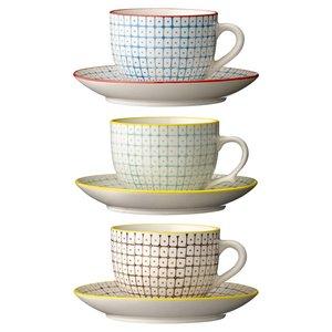 Bloomingville Carla Coffee Cup, 3er-Set