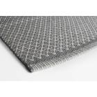 Aspegren Teppichläufer Rhombe grey 70x130