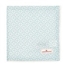 GreenGate Bread basket napkin Sonja pale blue