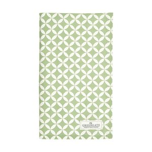 GreenGate Tea Towel Mai green
