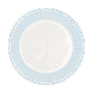 GreenGate Plate Alice pale blue