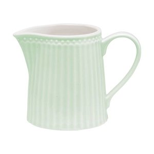 GreenGate Creamer Alice pale green
