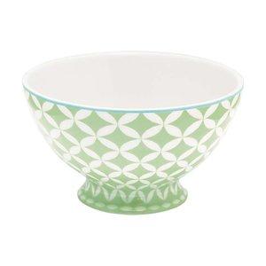 GreenGate Soup Bowl Mai green
