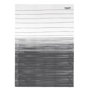 Aspegren Küchentuch Linien grau