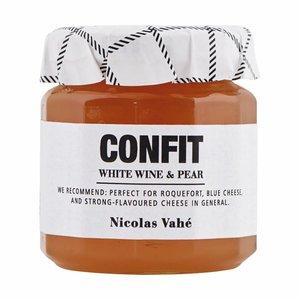 Nicolas Vahé Confit Weißwein & Birne, 125 g