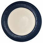 GreenGate Plate Alice dark blue
