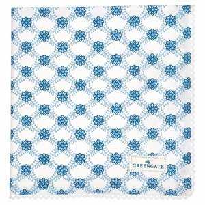 GreenGate Stoffserviette Lolly blue