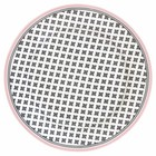 GreenGate Plate Sasha dark grey