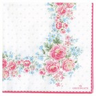 GreenGate Paper Napkins Tess white, 20pc.