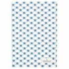 Green Gate Tea Towel Lolly blue