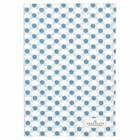 GreenGate Tea Towel Lolly blue