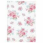Green Gate Tea Towel Tess white