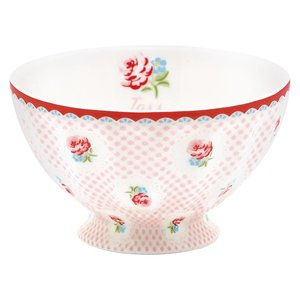 GreenGate French Bowl Tammie pale pink M