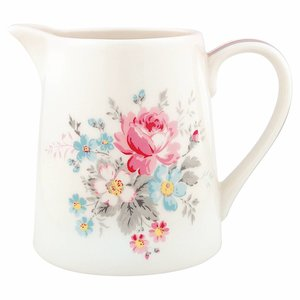 GreenGate Jug Marie pale grey 0,5 l