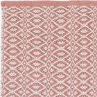 Liv Interior Teppichläufer BERGEN rosé