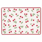 GreenGate Buttering Board Cherry white
