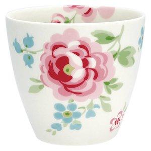 GreenGate Latte Cup Meryl white
