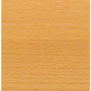 Tafelblad in D312 Donker Beuken vanaf: