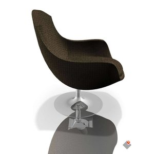 Moving Lounge stoel CARDINALE LO CA04 TLT