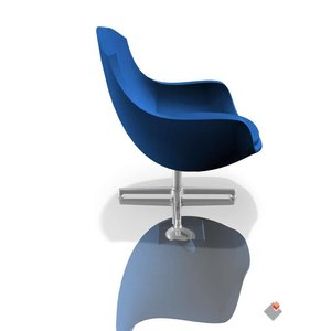 Moving Lounge stoel CARDINALE LO CA08 TLT