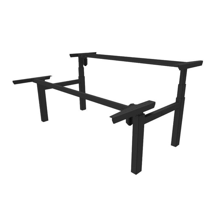 Zit-Sta frame Bench H Line 501-88 - de Raaij Kantoormeubelen