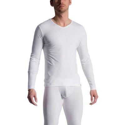 Olaf Benz RED 1601 Longshirt White