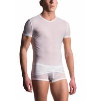 MANSTORE M101 T-Shirt V-Neck White
