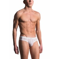 MANSTORE M101 Cheeky Brief White