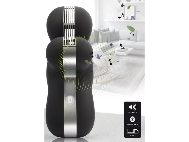 Mr & Mrs Fragrance George Scent & Sound Diffuser - Wit