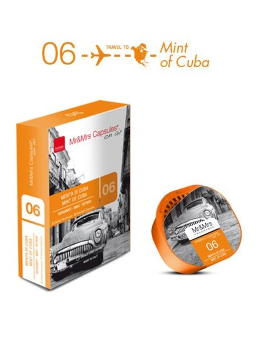 #06 Mint of Cuba